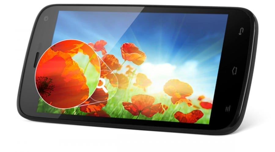 "Allview V1 Viper Dual Sim: ecran de 4.7"", 7.9 mm grosime, procesor Quad-Core la 1.2 GHz, Android 4.2 Jelly Bean"