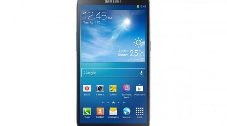 Samsung Galaxy Mega 6.3 este disponibil la evoMAG si Quickmobile
