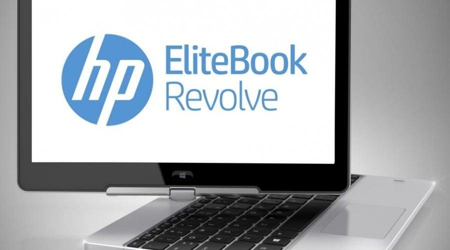 HP Elitebook Revolve se lanseaza in Romania pentru mediul business
