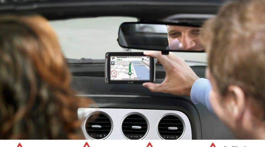 Mio lanseaza doua noi modele GPS si le echipeaza cu TMC, serviciul de informatii din trafic in timp real