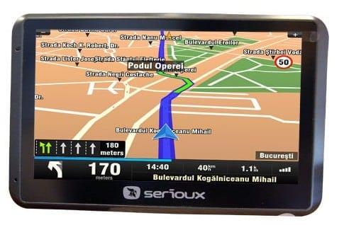 Serioux UrbanPilot Q550T2