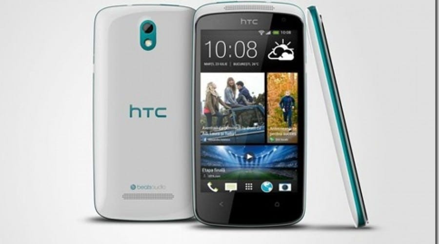 HTC Desire 500 ajunge in Romania incepand de luna asta