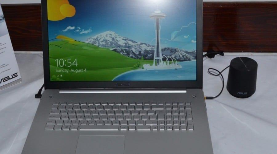 Asus a lansat in Romania noile laptopuri cu procesoare Intel Haswell