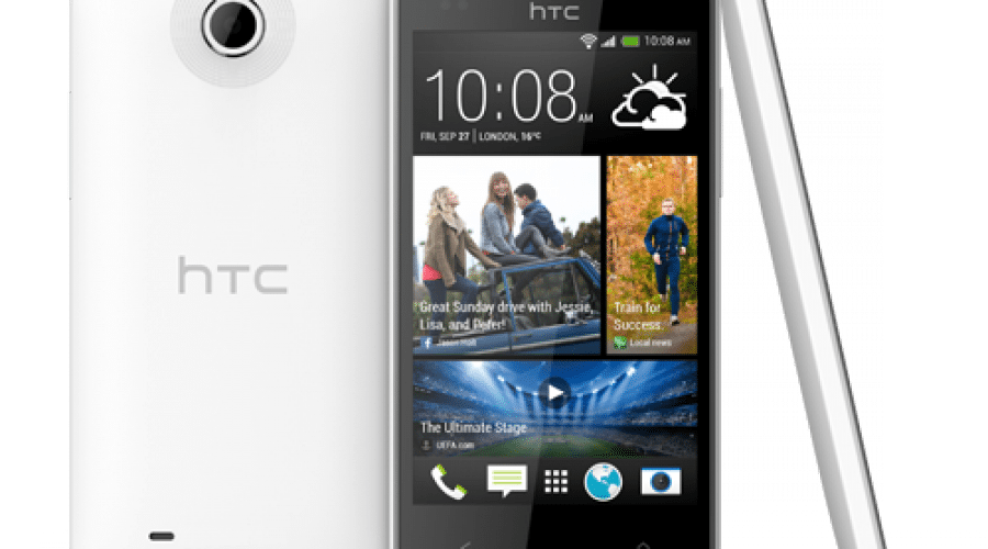 HTC lanseaza doua noi terminale in gama Desire, modelele 601 si 300