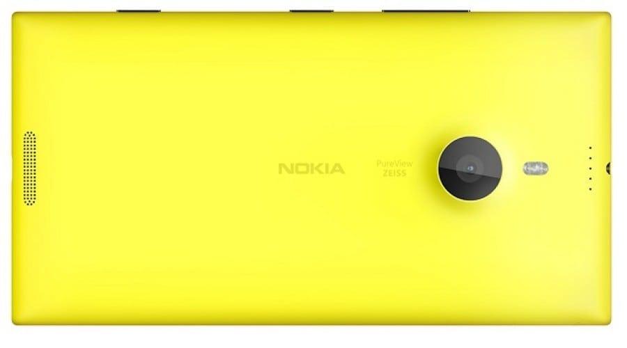 Nokia Lumia 1520: ecran de 6 inchi și cameră de 20 megapixeli