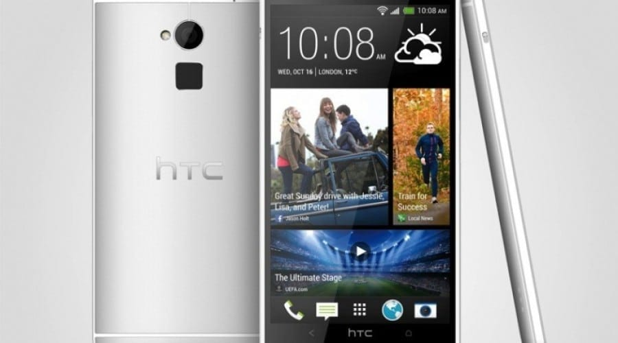 HTC One Max debutează oficial: display de 5.9 inchi și cititor de amprente