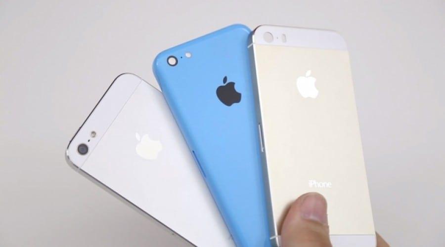 Orange, Vodafone si Cosmote aduc noile iPhone-uri pe 25 octombrie