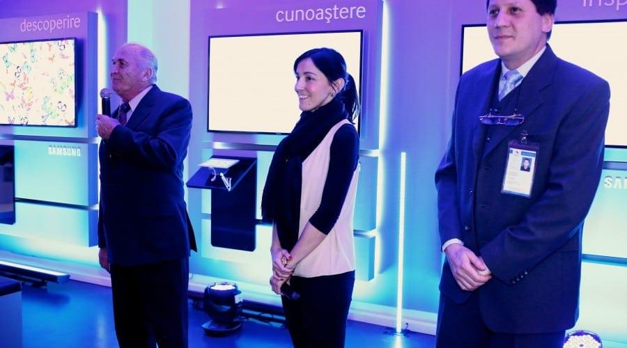 Natura întâlnește tehnologia la muzeul Antipa. Samsung echipează prima expoziție digitală de fluturi cu televizoare smart și tablete