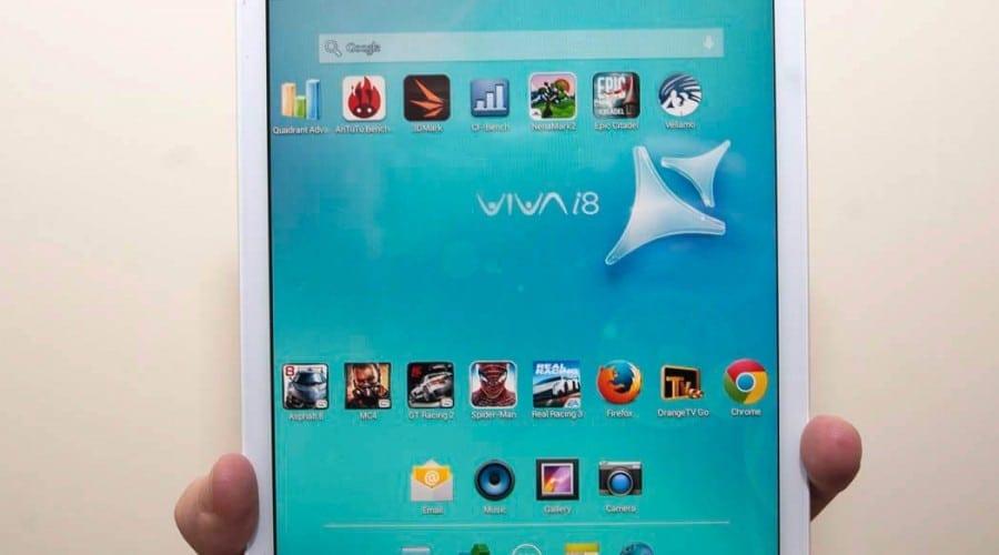 Allview Viva i8 review: cea mai bună tabletă românească a momentului