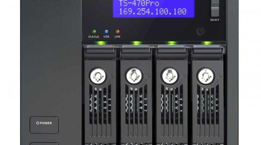 Qnap TS-x70 Pro – Network Attached Storage pentru Cloud privat şi experienţă multimedia