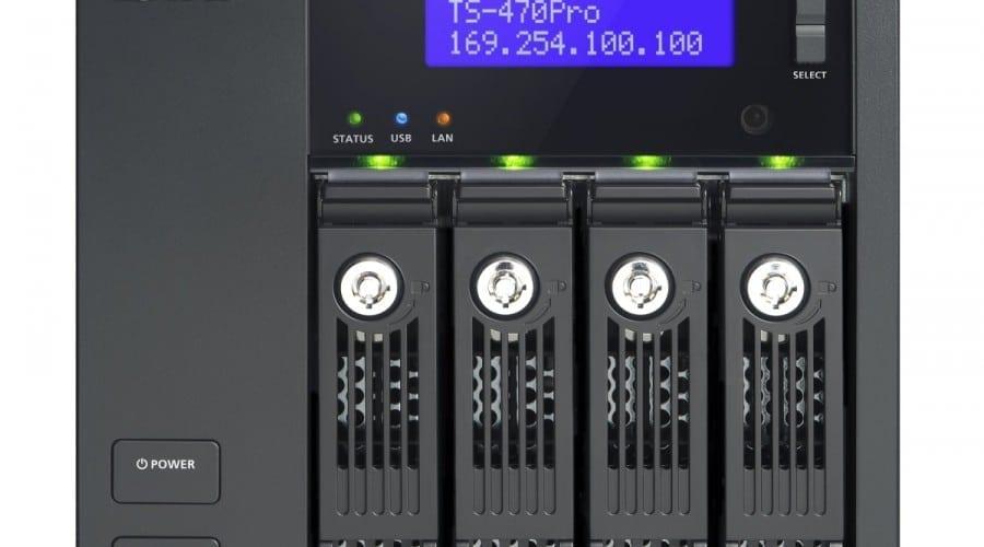 Qnap TS-x70 Pro – Network Attached Storage pentru Cloud privat şi experienţă multimedia