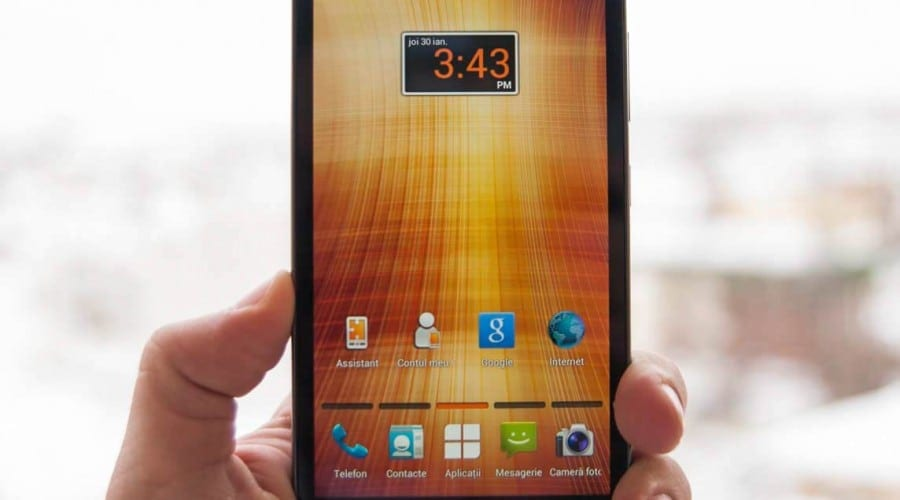 Orange Yumo review: smartphone cu ecran IPS de 5 inchi, autonomie excelentă, conectivitate 4 G și preț de doar 249 de euro