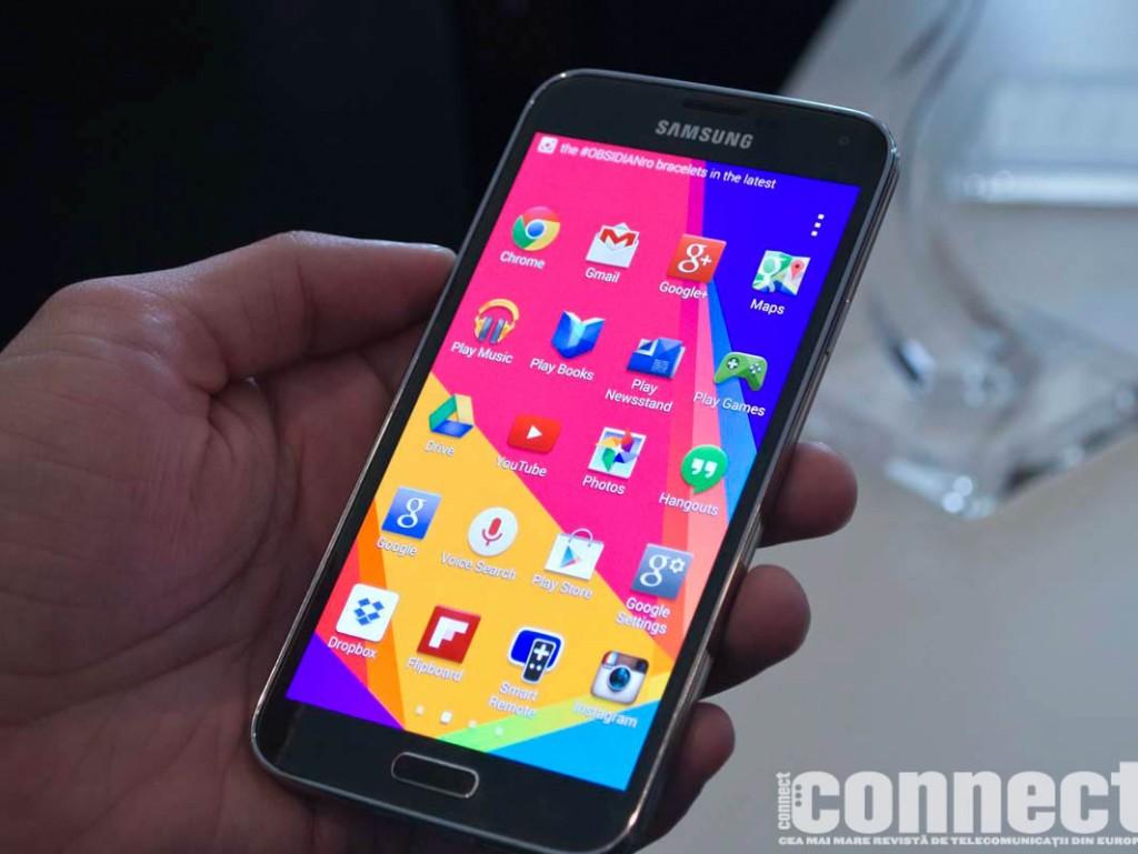 Samsung Galaxy S5 este de astăzi în magazinele din România. Ce prețuri și promoții vă așteaptă?