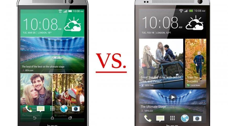 HTC One M8 vs. M7. Ce noutăți aduce flagship-ul taiwanez?