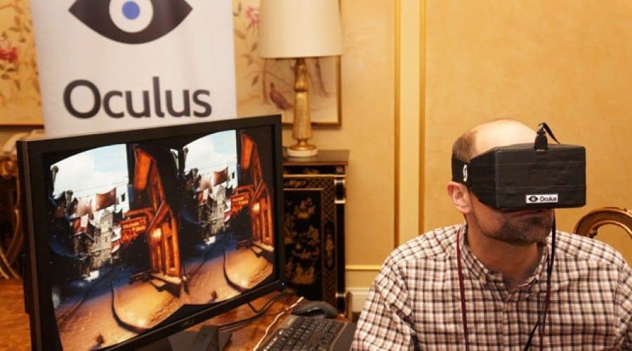 Facebook a cumpărat Oculus Rift, un gadget pentru realitatea virtuală