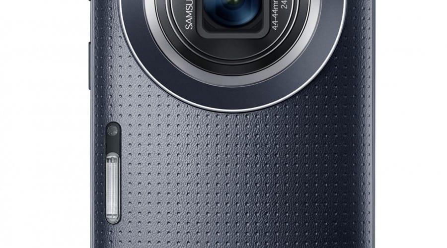 Samsung Galaxy K zoom, un nou smartphone cu cameră foto avansată