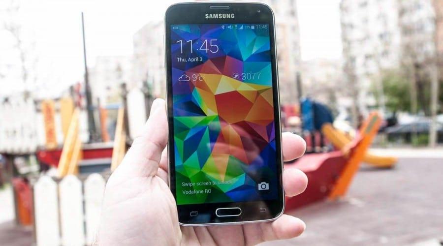 Samsung Galaxy S5 review: Un pas înainte
