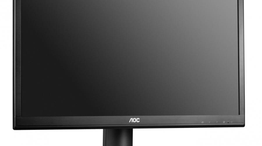 Monitor cu rezoluție 4K de la AOC