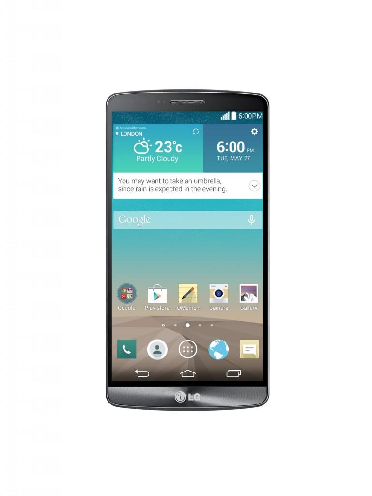 LG G3_Metallic Black_Front 2
