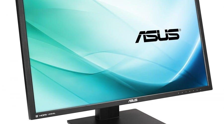 Monitor 4K semnat Asus