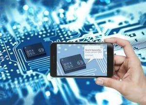 smartphone senzor