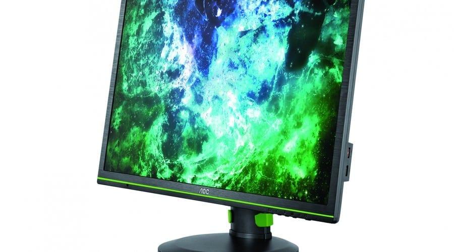 AOC G-SYNC: un nou monitor conceput special pentru gameri