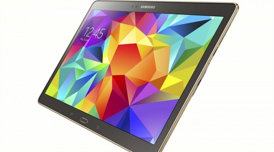 Galaxy Tab S, cea mai subțire și ușoară tabletă de la Samsung