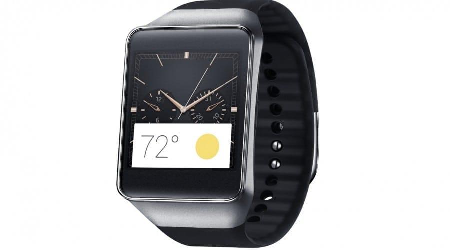 Samsung lansează un nou smartwatch Gear, cu Android Wear