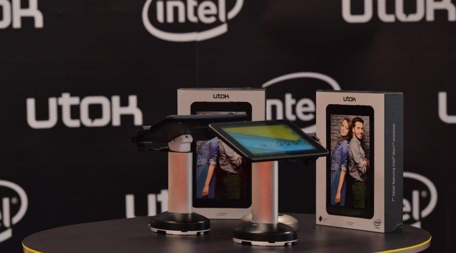 UTOK anunță i700, o tabletă cu procesor Intel Atom