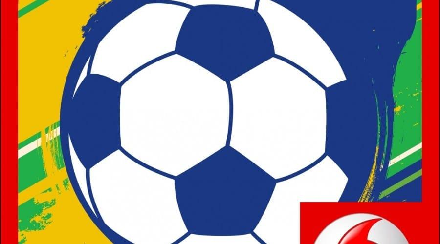Vodafone la mondiale: o aplicație dedicată pasionaților de fotbal