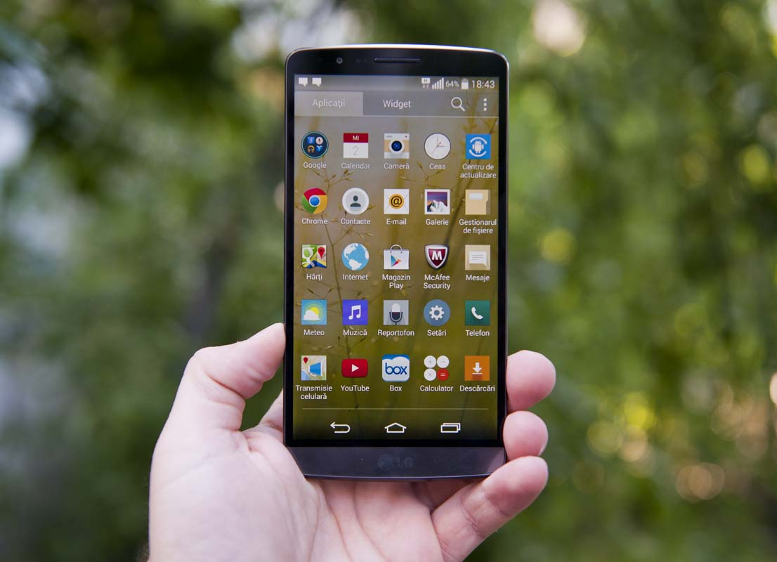 LG G3 review: ADN performant