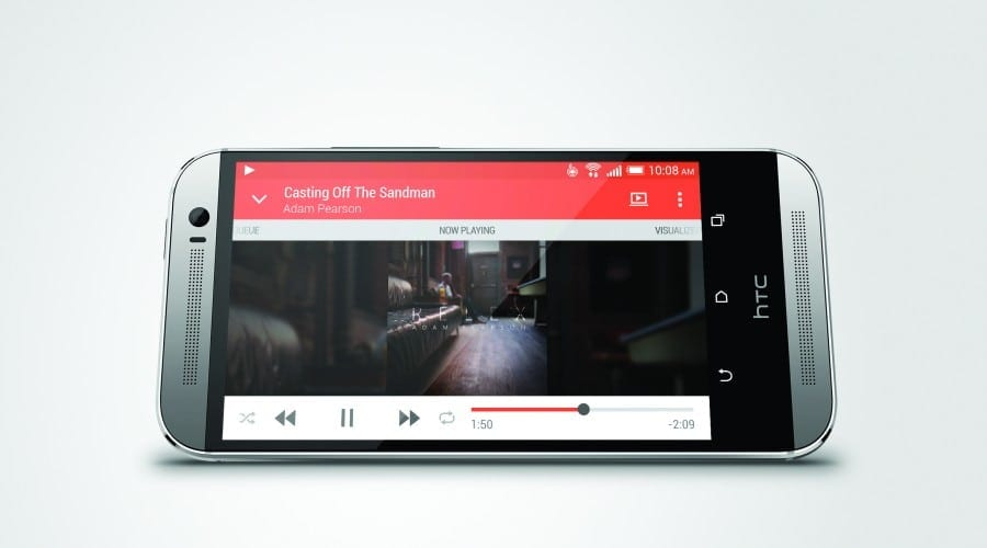 Android 4.4.3 disponibilă pentru HTC One (M8)