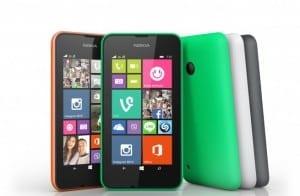 Lumia 530 family
