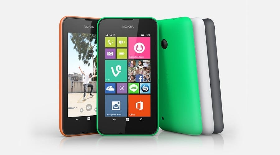 Microsoft anunță modelul Lumia 530, un smartphone accesibil