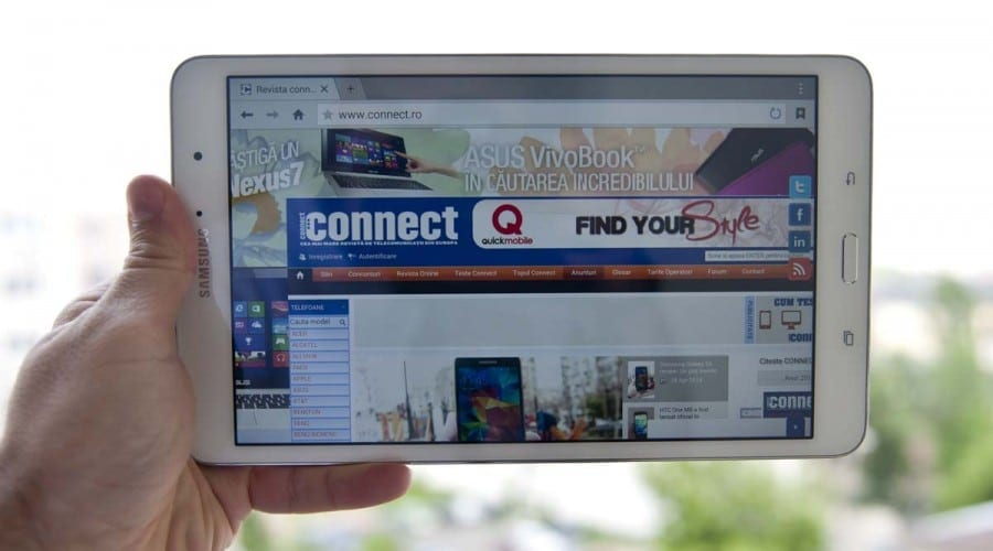 Samsung Galaxy TabPRO 8.4 review: Ecran 2K și performanță excelentă