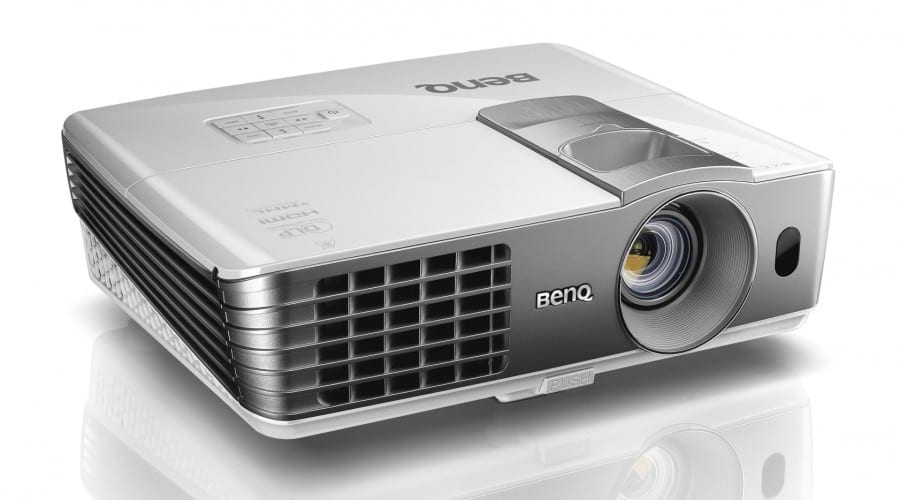 BenQ W1070+, un proiector smart cu capabilități wireless Full HD