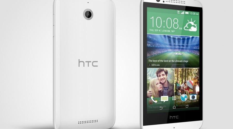 HTC Desire 510 intră în scenă