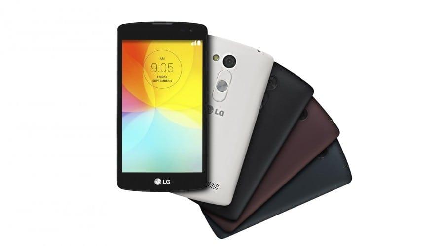 LG prezintă noile smartphone-uri din seria L: Fino şi Bello