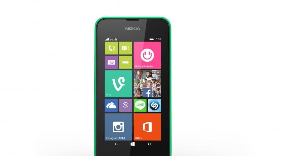 Lumia 530 disponibil în România