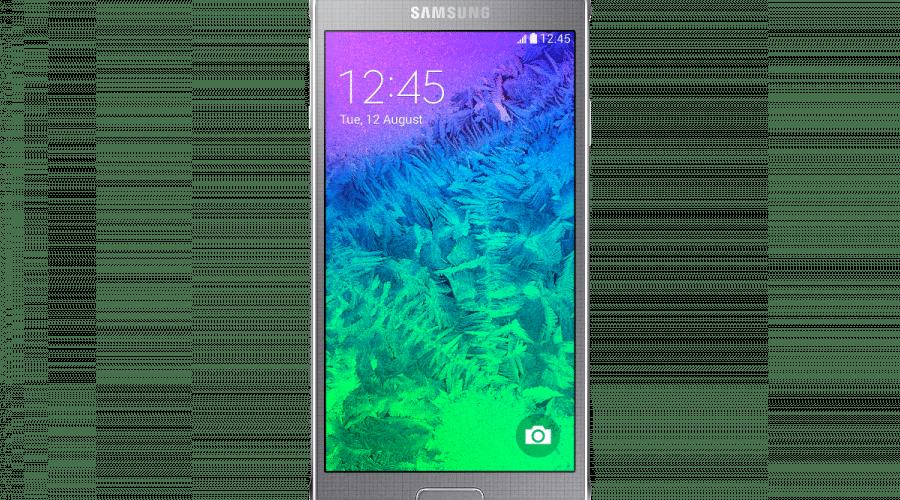 Samsung lansează smartphone-ul Galaxy Alpha