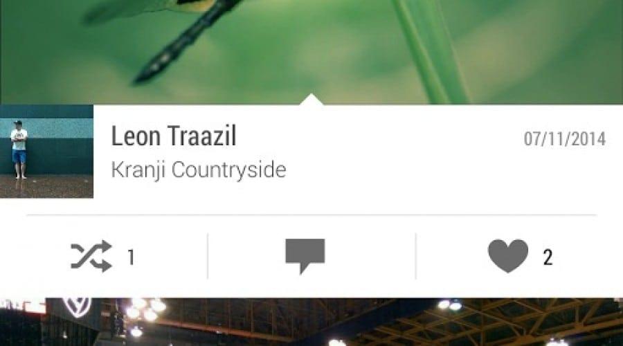 HTC Creative Labs lansează aplicația Zoe (Beta)