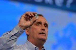 Brian Krzanich anunta Intel Edison