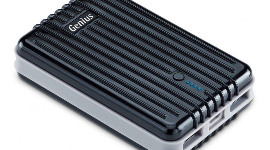 Genius lansează noile încărcătoare portabile ECO-u625 şi ECO-u925