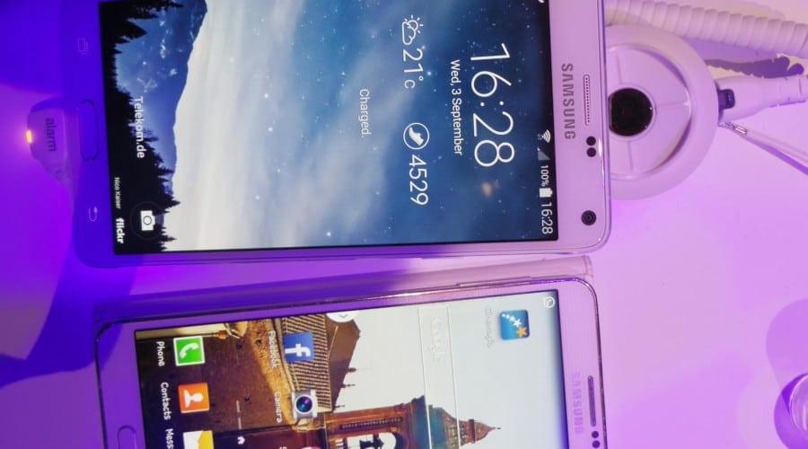 Review Samsung Galaxy Note 4 și Galaxy Edge: informaţii complete de la lansarea device-urilor supreme