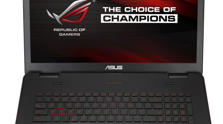 ASUS prezintă în România laptopurile de gaming ROG G551 și ROG G771