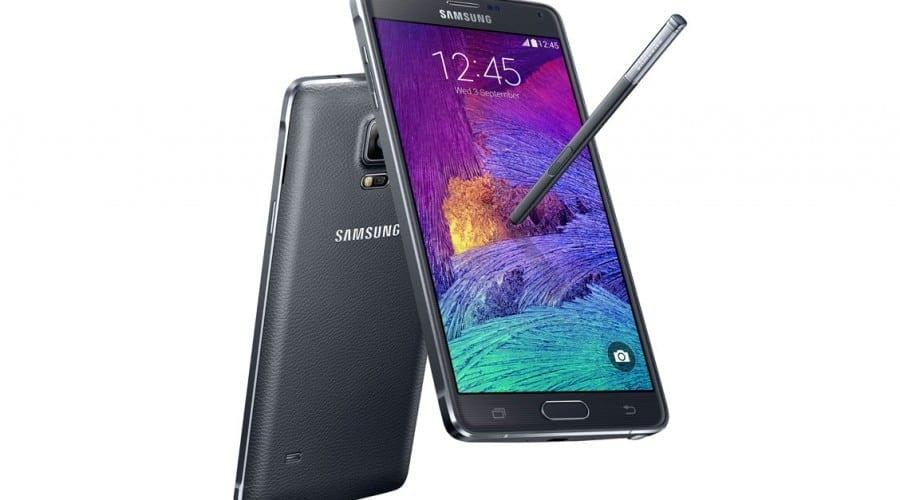 Samsung Galaxy Note 4, disponibil în România în două variante
