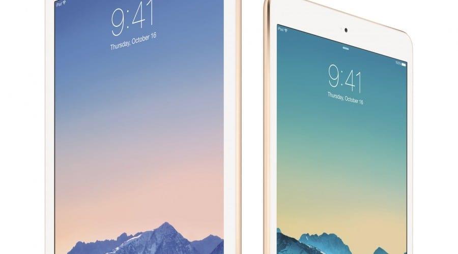 Vodafone România oferă iPad Air 2 și iPad mini 3