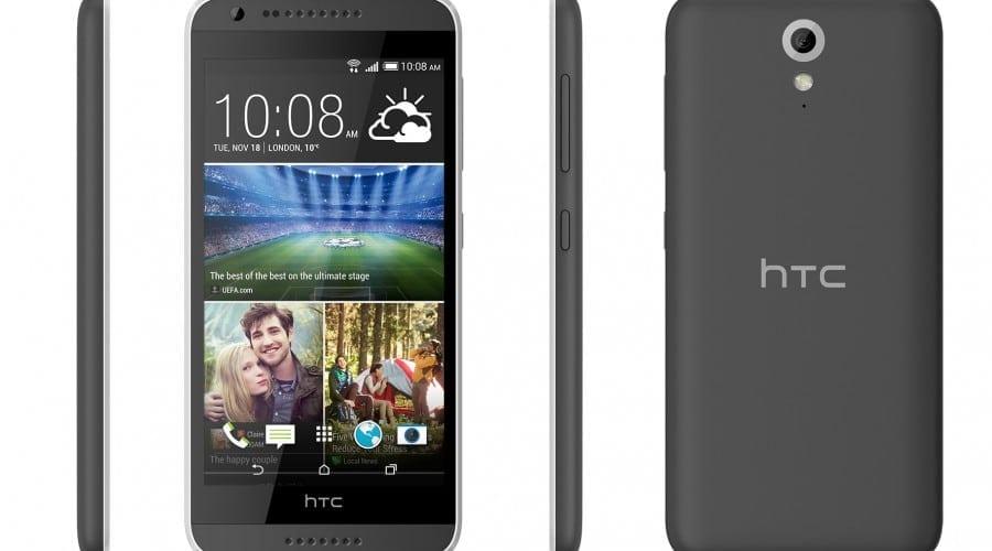 HTC anunță modelul Desire 620