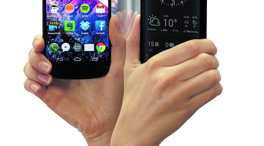 YotaPhone 2, primul smartphone din lume cu două ecrane, se lansează în România