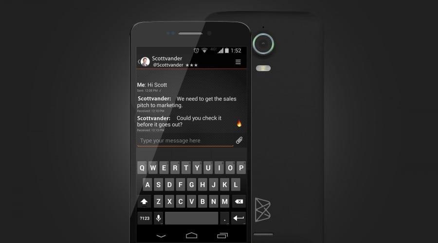 Blackphone disponibil oficial în România